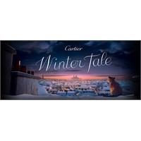 Cartier'den Büyülü Bir 'kış Masalı'