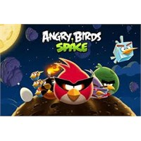 Angry Birds Uzay Sergisinde