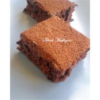 Çikolata Soslu Kek 2