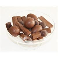 Çikolata Hem Mutlu Eder Hem Dişlerinizi Korur