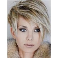 Popüler Kısa Saç Modelleri