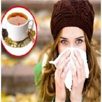 H3n2 Virüsüne Karşı Bitki Çayı