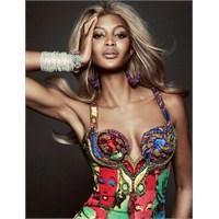 Vogue Brazilya Mayıs Sayısında Naomi Campell Var!