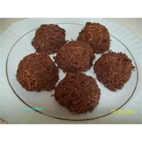 Çikolatalı Kadayıf Topları