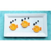 Çocuklarla Yapabileceğiniz Eğlenceli Yemekler