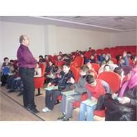 Zep Öğrencilerine Üniversitede Nanoteknoloji Dersi