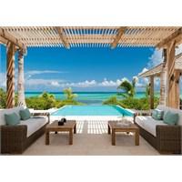 Veranda Dekorasyonunda Sahil Teması