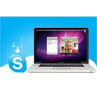 Skype Bütün Sistemler İçin Güncellendi