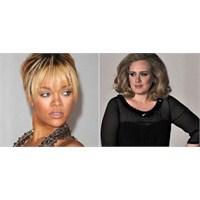 Rihanna Adele İle Düet Mi Yapacak ?