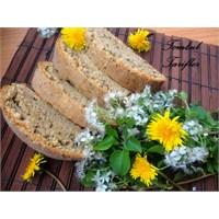 Keten Tohumlu Bahar Ekmeği