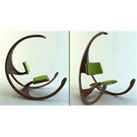 Işıklı Sallanan Sandalye