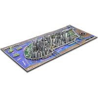 Famous U.S. Cities 4d Skyline Puzzle