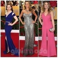 2014 Sag Ödülleri Töreninde Ünlüler Ve Elbiseleri