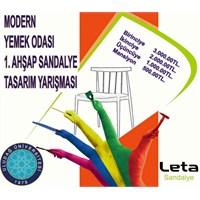 1. Ulusal Ahşap Sandalye Tasarım Yarışması