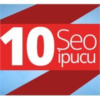 Wordpress İçin 10 Seo İpucu