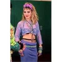 Madonnanın 80'ler Makyajını Nasıl Uygulanır