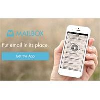 Mailbox Uygulaması Rezervasyon Sistemiyle Yayında!