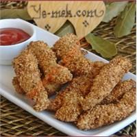 Susamlı Çıtır Tavuk (Çin Mutfağından Lezzetler)