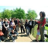 Hyde Park'a Gidiyoruz (Yumurtalı 'protestolar')