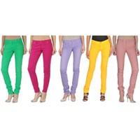 Renkli Pantolon Giymenin 3 Yolu