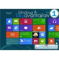 Windows 8 Dezavatajları – 1