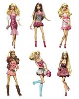 Modanın Kalbi Barbi Koleksiyonlarında Atıyor!
