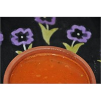 Kolay Tarif: Közlenmiş Domates Çorbası