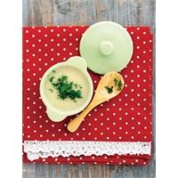 Diyet: Yeşil Kabak Çorbası