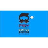 Psy' Nin Yeni Bombası : ' Gentleman M / V '(Video)