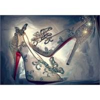 Louboutin'dan Cinderella Masalına Yolculuk