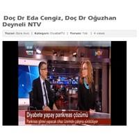 Doç Dr Eda Cengiz, Doç Dr Oğuzhan Deyneli Ntv'de