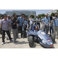 Uludağ'da Yeni Bir Yerli Otomobil