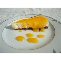 Portakal Soslu Cheesecake Tarifimiz