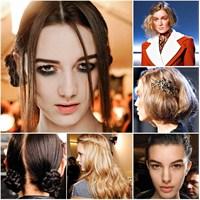 2012 Sonbahar/ Kış Modası Saç Modelleri