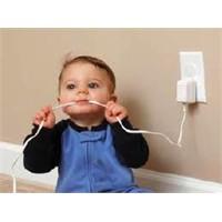 Çocuklarda Elektrik Çarpması