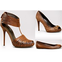 Gucci '11 İlkbahar / Yaz Ayakkabı Koleksiyonu