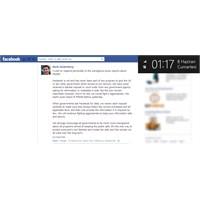 Facebook'un Kurucusu Mark Zuckerberg İsyan Etti.