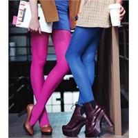Penti 2013 2014 Kış Çorap Modelleri