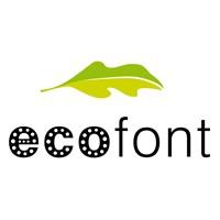 Ecofont'la Hem Cebinizi Hem De Çevrenizi Koruyun