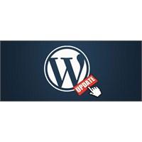 Beklenen Wordpress Güncellemesi Geldi