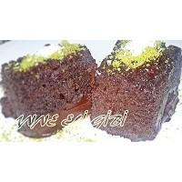 Çikolata Soslu Islak Harika Bir Kek