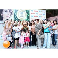 Sertap Erener'den Annelere Teşekkür
