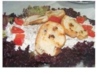 Taziki Patlıcan Salatası