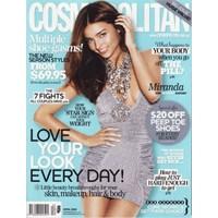 Cosmopolitan Kapaklarından Hangisini Beğendiniz?