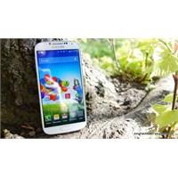 Yine Galaxy S4 Yine Bir İlk!