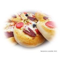 Mini Pizza Ev Hali