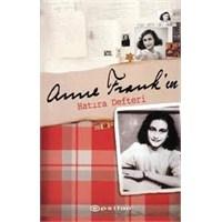Okuduklarım #57: Anne Frank'ın Hatıra Defteri