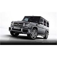 Asalet Ve Gücün Simgesi: Mercedes-benz G63 ///amg
