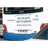 Odtü'ye Belediye Otobüsleri Gitmiyor