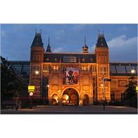 Amsterdam Rijksmuseum Hakkında Bilgiler